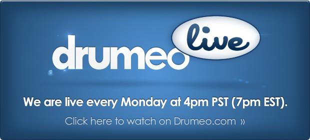 Drumeo Live Lesson